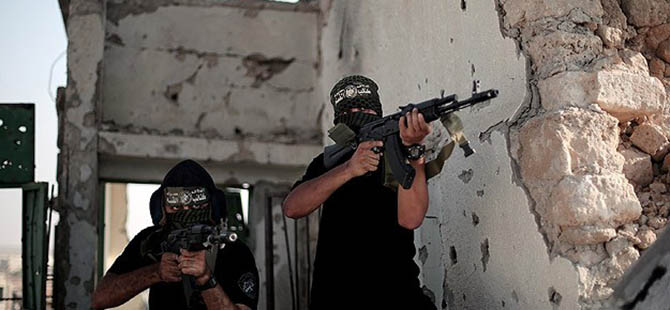 Gazze Şeridi'nde 15 Ajan Daha Yakalandı