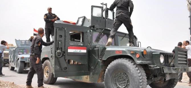 Irak Ordusu Tikrit'te Bozguna Uğradı