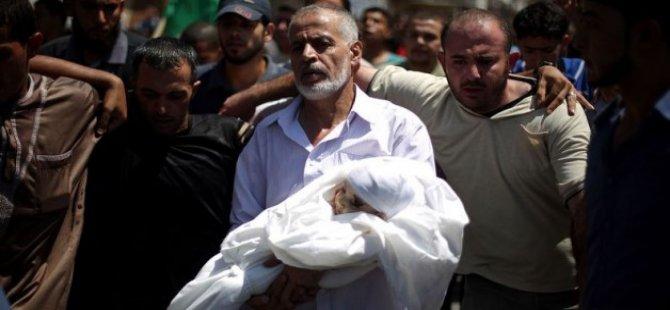 Muhammed Deif'in Eşi ve Çocukları Toprağa Verildi