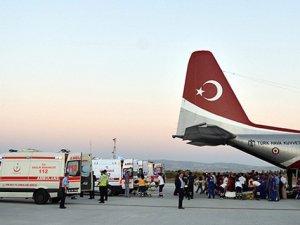 Gazzeli Yaralılar İstanbul'da