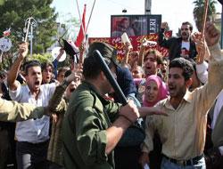 Suriyede İslam Âlimine Tutuklama