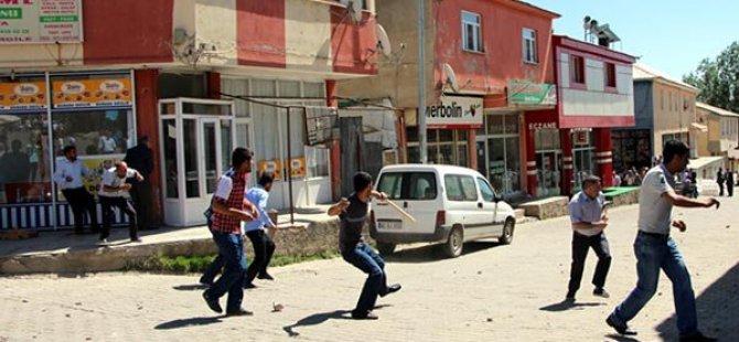 PKK'liler Lice Gerginliğini Bingöl'e Taşıyınca…
