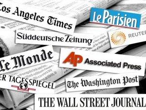 Davutoğlu'nun Adaylığı Dünya Basınında