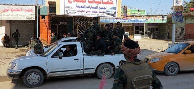 Aşiret Devrimcileri İle IŞİD Çatışmaya Başladı