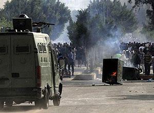Mısır'daki Gösterilere Polis Müdahalesi: 1 Şehit