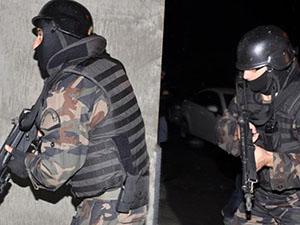 İstanbul'da 700 Polisli Operasyon