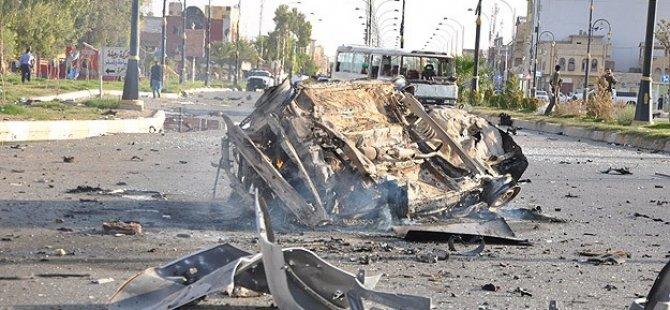 Kerkük'te Eş Zamanlı Üç Bombalı Saldırı: 23 Ölü