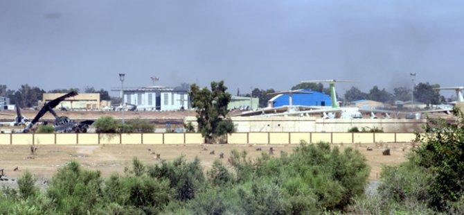 Libya'da Trablus Havaalanı Darbecilerden Temizlendi