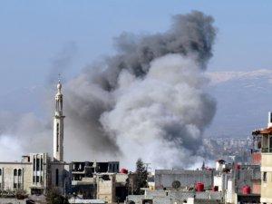 Dera'ya Varil Bombalı Saldırı: 5 Çocuk Öldü