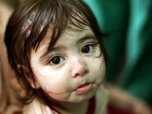 Gazze'de Bin 800 Çocuk Yetim Kaldı