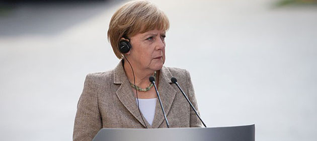 Merkel: ABD'siz Yapamayız