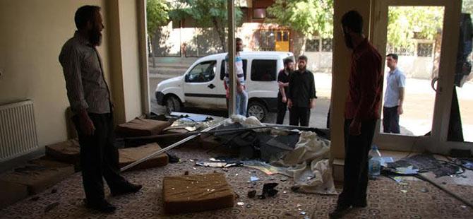 PKK'lılar Bingöl'de Islah Derneği'ne Saldırdı