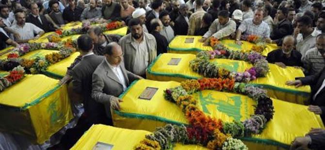 Hizbullah Şam'da Kayıp Verdi: 15 Ölü