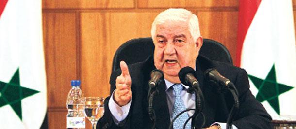 Esed Rejimi Koalisyonun Saldırılarından Memnun!