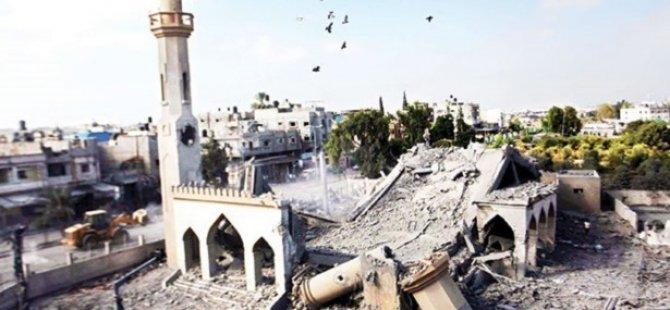 Siyonist İsrail Cami Bırakmayacak