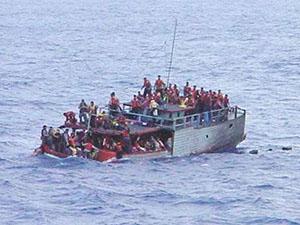 Batan Göçmen Teknesinde Ölü Sayısı 200'ü Geçti