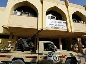 Fecr-i Libya Kuvvetleri İlerleyişini Sürdürüyor