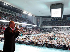 Erdoğan, Son Konuşmasında Bunları Söyledi