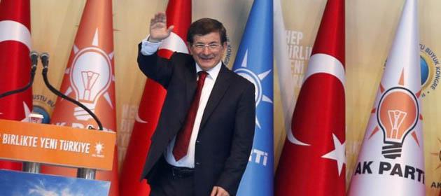 """Davutoğlu: """"ABD Planı Siyasal İstikrarı Temin Etmez"""""""