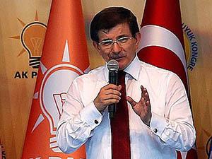 """Ahmet Davutoğlu, """"Yeni Türkiye"""" Rüyasını Anlattı"""