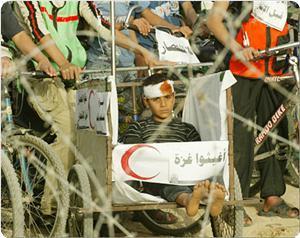 Gazze'nin Dünya İle Tüm İlişkisi Kesildi