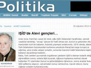 Kürt Ulusalcıları IŞİD'e Değil, İslam'a Düşman!