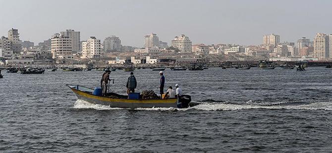 Filistinli Balıkçılar Avlanabilecek