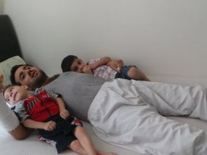 Suriyeli Muhacirden Anlamlı Mesaj: 'Kırgın Değiliz, Minnet Duyuyoruz'