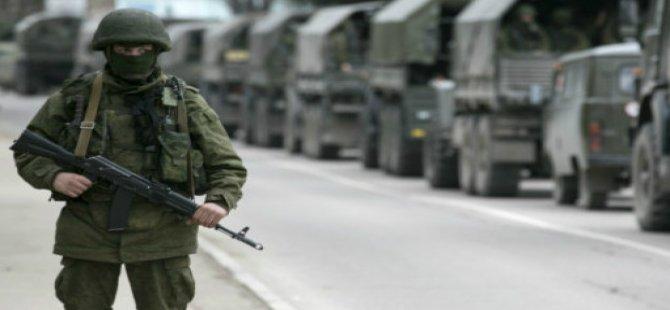 Ukrayna Lideri: Rusya'nın İşgali Altındayız