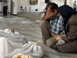 Esed Güçlerinin Katliamlarının Bugünkü Bilançosu: 75 Ölü