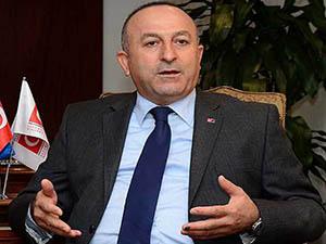 Bakan Çavuşoğlu'ndan İlk Açıklama