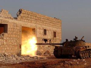 Esed güçlerinin saldırılarında 64 kardeşimiz katledildi
