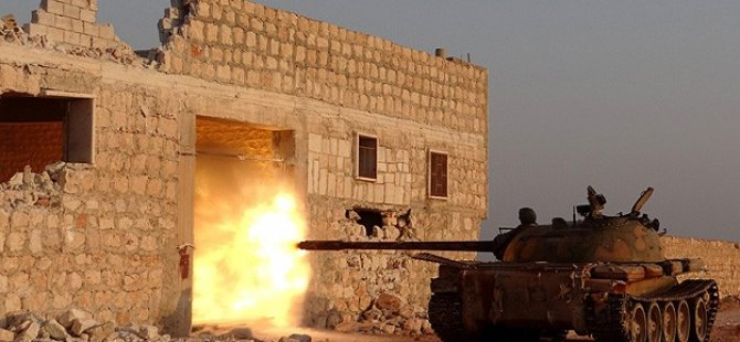 Esed Güçlerinin Bugünkü Katliam Bilançosu: 64 Ölü