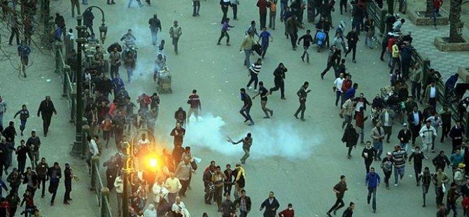 Mısır'da Darbe Karşıtı Gösterilerde 41 Gözaltı