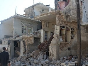 Humus'ta Varil Bombalı Saldırı: 11 Ölü