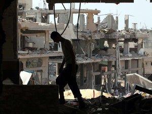 Gazze'de Şehit Sayısı 2.151'e Yükseldi