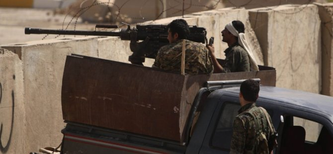ABD Destekli Rejim Güçleri Emirli'ye Girdi