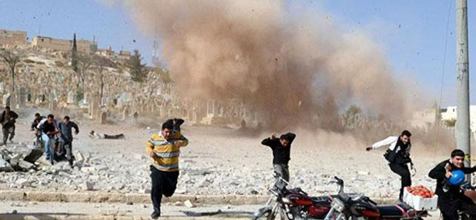 Suriye'de 40 Kişi Daha Hayatını Kaybetti