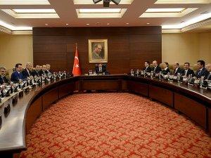 Bakanlar Kurulu'nun Seçim Sonrası İlk Toplantısı
