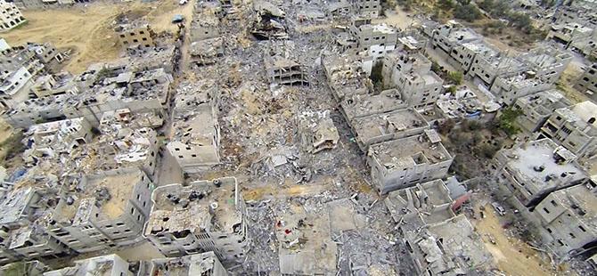 """UNRWA: """"Gazze'de 111 Tesisimiz Zarar Gördü"""""""