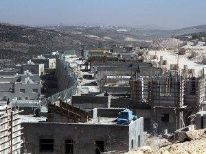 Doğu Kudüs'e 660 Yahudi Yerleşim Birimi İnşası