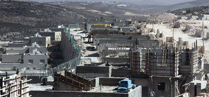 İşgalcilerden Doğu Kudüs'te Yeni Yerleşimlere Onay