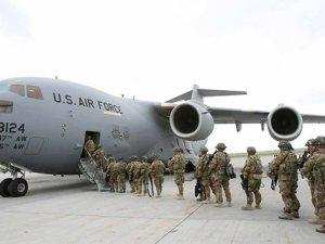 ABD Irak'a 350 Asker Daha Gönderecek