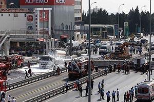 Üst Geçide Çarpan Tanker Sürücüsü Tutuklandı