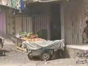 Ateşkes Var Ama Filistinli'yi Böyle Vurdular