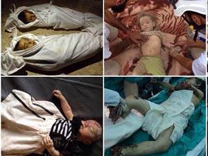 Sadece 2 Günde İdlib'de 42 Çocuk Öldürüldü