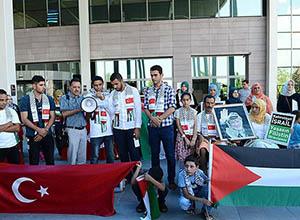 Gazzeli Yaralılardan Türkiye'ye Teşekkür