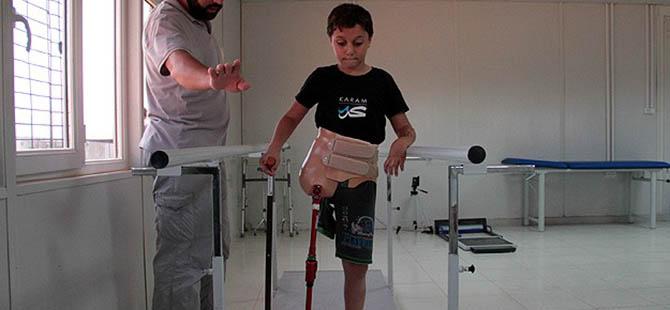 Savaşın Çocukları Türkiye'de Ayağa Kalkıyor