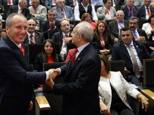 CHP'de Parti Meclisi Seçildi