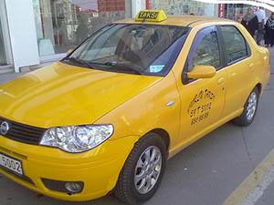 İstanbul'da Belediye Taksiciliğe Başlıyor